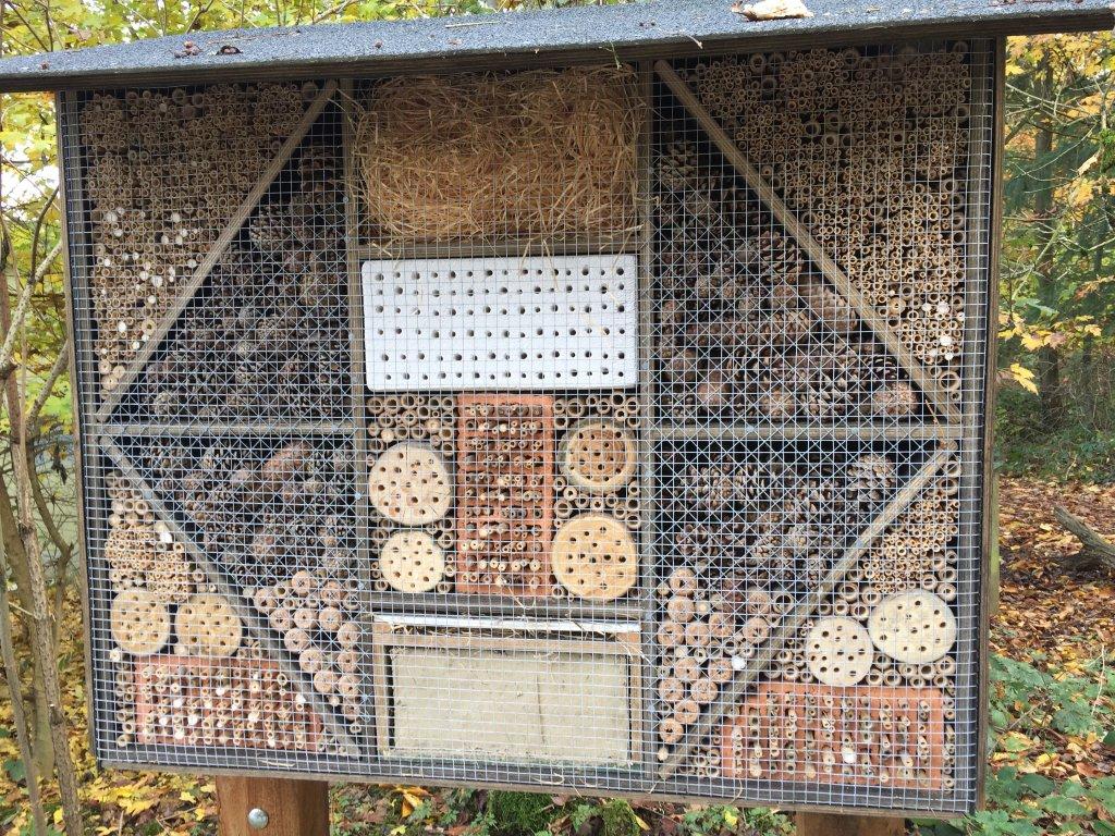 winterbastelei 2015 16 ein insektenhotel lehmanns klassik werkstatt erfahrungen und wissen. Black Bedroom Furniture Sets. Home Design Ideas
